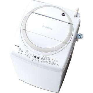 [TOSHIBA]縦型洗濯乾燥機