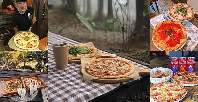 窯烤的才香~5間北部必吃PIZZA,連麵包邊都好吃到不行