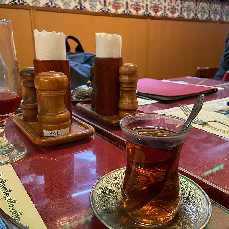 ユーザーが投稿したCAYの写真 - 実際訪問したユーザーが直接撮影して投稿した新宿トルコ料理ボスボラス・ハサン 新宿二丁目店の写真