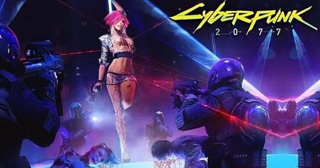 你能在《電馭叛客2077》體驗一夜情與買春,作壞事會有執法人員追殺你 💋❤