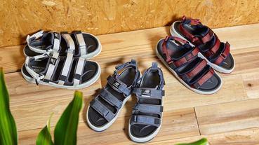 官方新聞 / 繽紛盛夏 New Balance Summer Sandals Pack 涼拖鞋系列