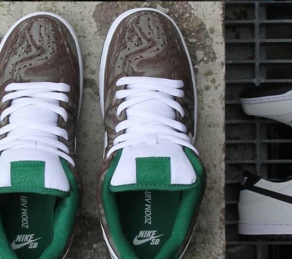 on sale e0098 6e50d Nike เอาใจสาวก Starbucks เปิดตัวรองเท้า The Starbucks SB ...