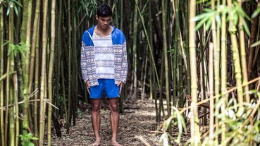 衝浪服飾品牌VAST達悟族部落圖騰「船眼紋」向海洋朝聖者獨特精神致敬