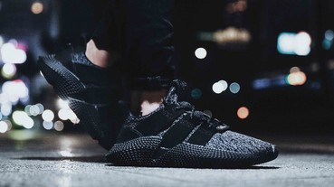 adidas Originals PROPHERE 黑潮主流