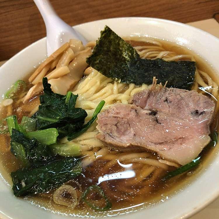 ユーザーが投稿したらぁめんの写真 - 実際訪問したユーザーが直接撮影して投稿した西新宿ラーメン・つけ麺らぁめん ほりうちの写真