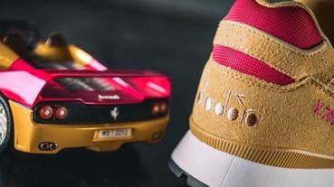 韓國男神也難抵的復古跑鞋魅力 義大利經典DIADORA 掀起搶購