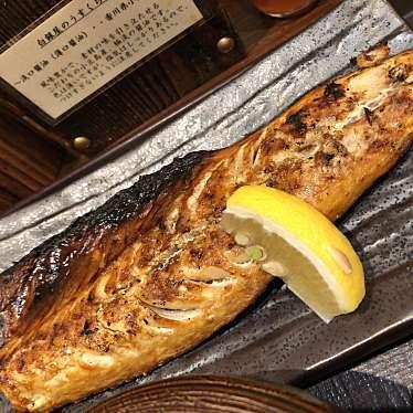 実際訪問したユーザーが直接撮影して投稿した西新宿居酒屋炭火焼専門食処 白銀屋の写真