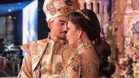 Viral Pernikahan Wanita Jember, Mewah Bak Cerita Aladdin di Negeri Dongeng