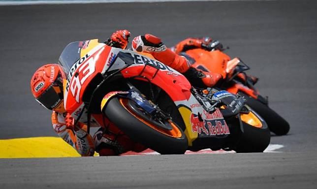 Marc Marquez Rasakan Peningkatan Jelang MotoGP Spanyol 2021