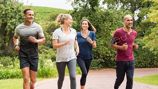 Olahraga Sebelum Sarapan Bisa Cepat Menurunkan Berat Badan