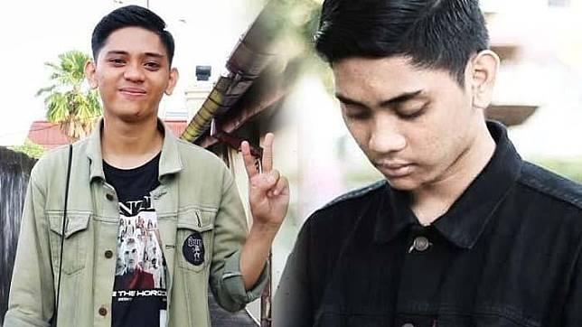 Sebelum Meninggal Terlindas Truk, Wajah YouTuber Luthfi Ramadhan Pucat Tak Ceria di Vlog Terakhir