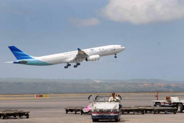 Garuda Indonesia Turunkan Harga Tiket