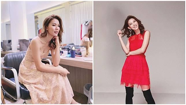 香港女星麥芷誼曾演出三級片電影而一度頗受矚目,沒想到之後星途卻受阻。(圖/翻攝自麥芷誼臉書)