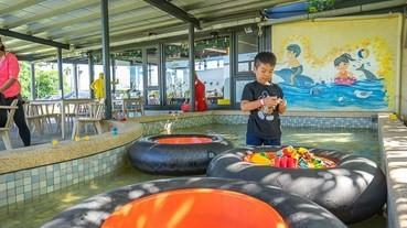 2019宜蘭親子景點【樂去。玩的瘋】玩樂高.玩水.玩沙餐廳