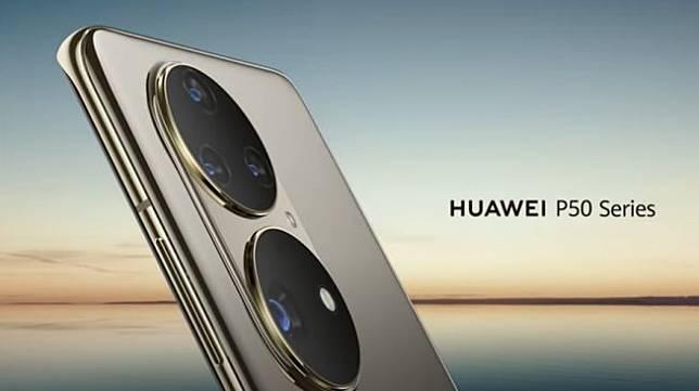 Huawei P50. [Huawei Indonesia]