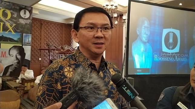 Basuki Tjahaja Purnama alias Ahok. (Suara.com/Tyo)