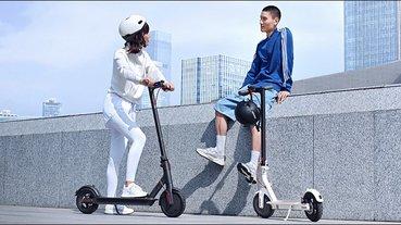 小米米家電動滑板車1S 推出:採用全新數位互動儀表、延續 30km 超長續航與雙重煞車系統