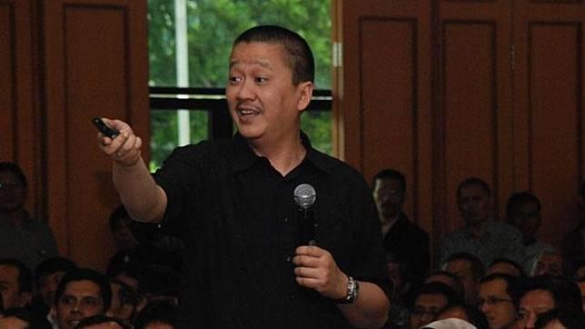 Irfan Setiaputra. facebook.com