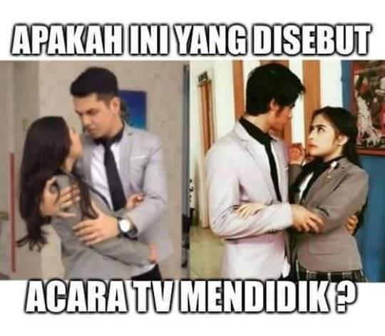 10 Meme Sindir Sinetron Indonesia Bukan Gambarnya Yang Lucu