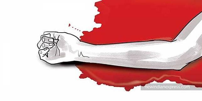 Kasus pria bunuh pacarnya karena tolak berhubungan badan.