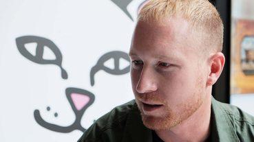 起點專訪 / RIPNDIP 主理人 Ryan O'Connor「中指貓將會有女友!」