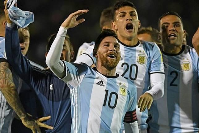 Messi Ngebet Persembahkan Trofi Piala Dunia untuk Argentina
