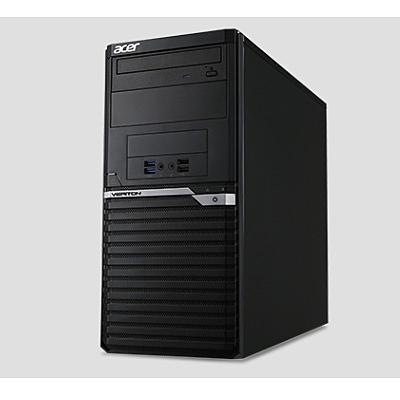 這款大尺寸的桌上型電腦帶給您更大的擴充能力,讓您可以視需求新增更多設備。