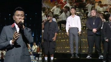 金曲 31/ 最帥表演之一! 睽違 4 年頑童 MJ116 再度登上金曲舞台演出!老鄉:等好久了!