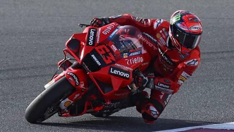 Klasemen MotoGP: Bagnaia Berada di Puncak, Marquez ke-15