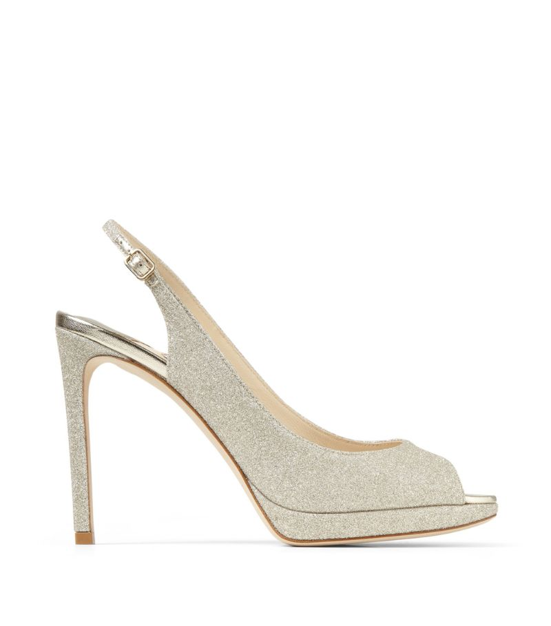 Epitomising effortless luxury, the Nova sandals from Jimmy Choo make a sparkling addition to your co