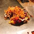 お好み焼き MIX - 実際訪問したユーザーが直接撮影して投稿した西麻布鉄板焼きやきのすけ焼太郎の写真のメニュー情報