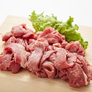 牛切落し(炒め物用)