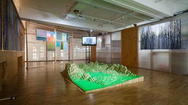探索當代城市面貌 共寫抽象地景:「未來之境 Future Landscape」