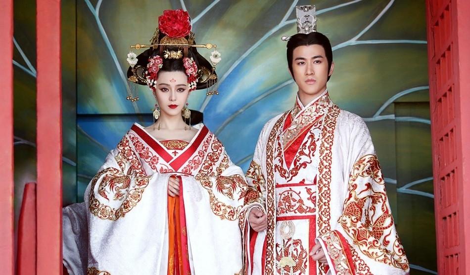 古裝劇「白色嫁衣」9:范冰冰《武媚娘傳奇》