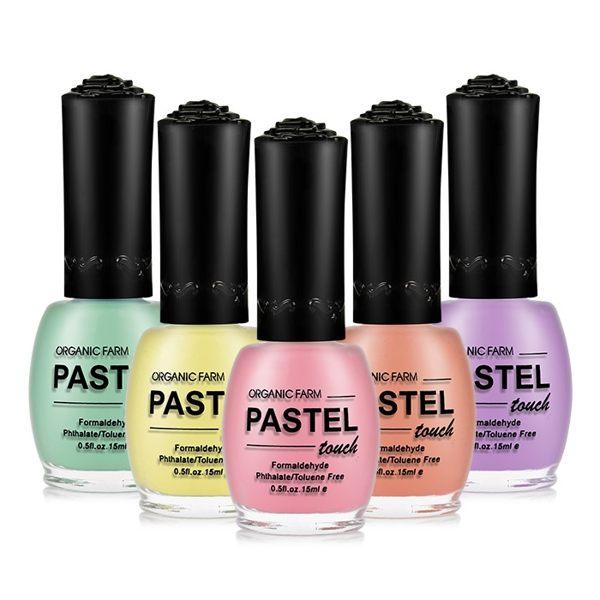 韓國 PASTEL touch 指甲油 全色系 韓國熱銷 ◆86小舖 ◆