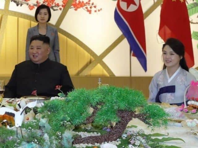 Istri Dihina Lewat Foto Editan Pemeran Film Dewasa, Kim Jong Un Marah