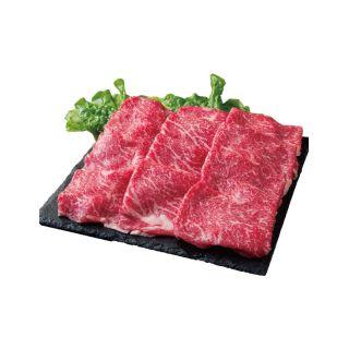牛ロースすき焼き用(国産)