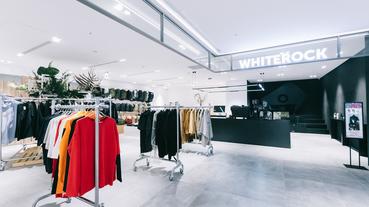 全新空間還有職人咖啡!WHITEROCK 首度進駐信義商圈、A13 遠東百貨 盛大開幕