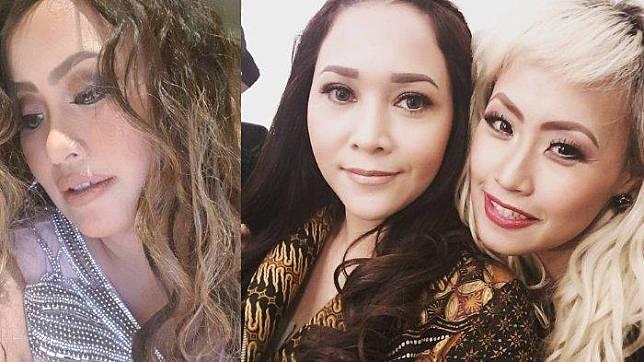Dulu Jadi Ratu Bareng Maia Estianty Kini Pinkan Mambo Kerja Keras Hidupi 7 Anak Jadi Tukang Cuci Tribun Style Line Today