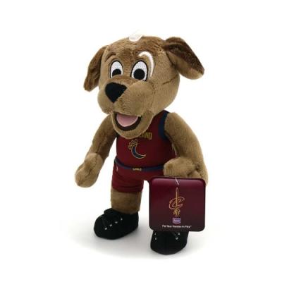 NBA官方授權逼真絨毛娃娃 10吋娃娃,高約28公分 手工製作,把你喜愛的球隊帶回家