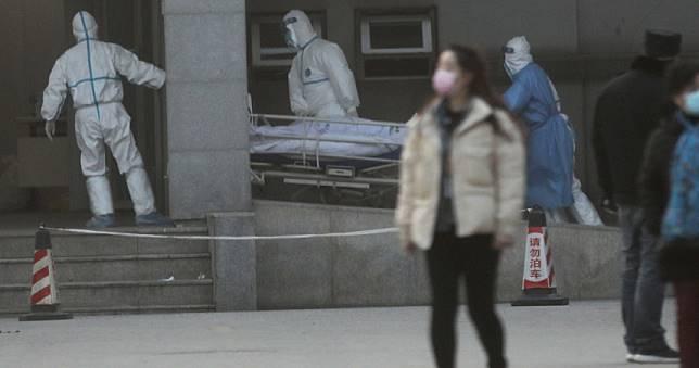 中國宣布武漢肺炎病毒可能變異 有進一步擴散風險