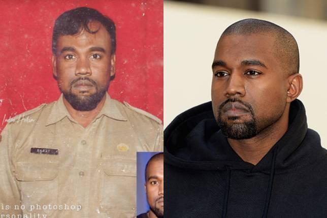 Kanye West jadi PNS