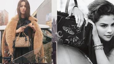 COACH 2018 全球形象 Selena Gomez +日本區代言水原希子 雙妹電力齊發!