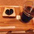あんトースト - 実際訪問したユーザーが直接撮影して投稿した千駄ケ谷カフェトラヤあんスタンド 新宿店の写真のメニュー情報
