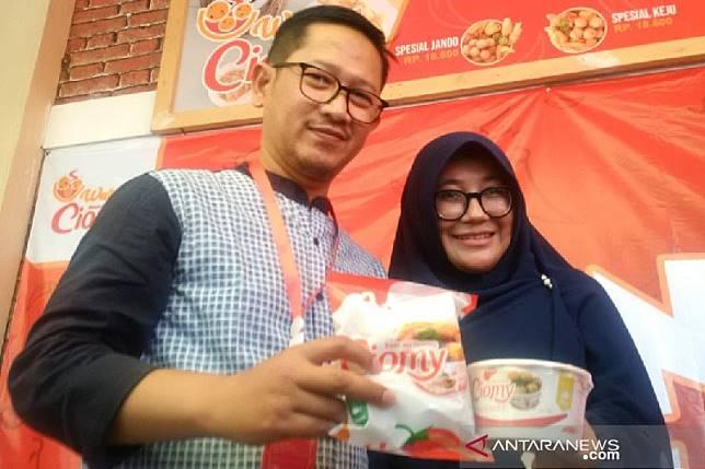 Bakso aci Ciomy dari Garut mulai merambah pasar mancanegara