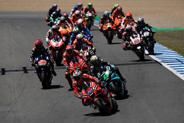 MotoGP Tes Ofisial di Jerez, Ini PR Motor Marc Marquez