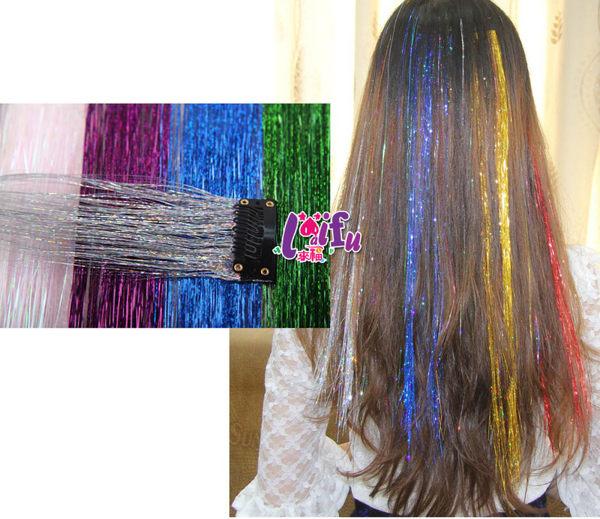 來福髮片,W86髮片挑染髮片亮絲髮片仿真髮假髮髮片,1條售價30元