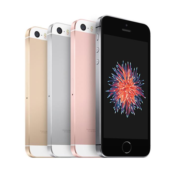 品牌:Apple 型號:iPhone SE 64G 配件:手機x1 充電器x1 傳輸線x1 耳機x1 4 吋 Retina 顯示器 Apple iPhone SE 64GB 以噴砂處理的鋁金屬打造光緞