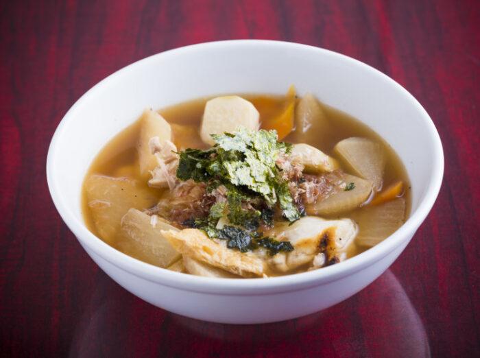 日本雜煮料理