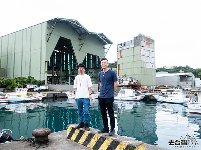 星濱山團隊,由藝術、設計相關的年青人組成。